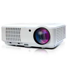 RD804 LED Projector 200inch 2600lumens ATV 1280x800 Digital WXGA Full HD 1080P LCD Portable Home Theater HDMI HDTV USB(China (Mainland))