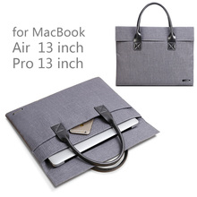 "2016 High Quality Portable KUMON laptop Bag For Apple macbook Air Pro 13 inch Computer Handbag For Mac Retina 13.3""(China (Mainland))"