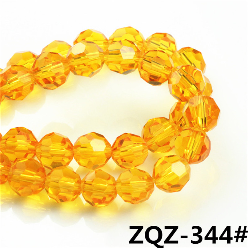 8MM Murano Glass Beads 70pcs/lot Glass Beads For Jewelry Making Glass Beads Curtains cuentas y abalorios cristal Crystal Ball(China (Mainland))