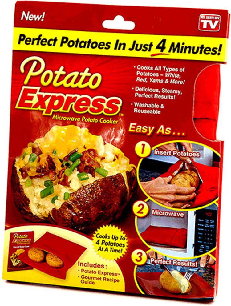 Oven Bag Potatoes Baked Potato Cooking Bags