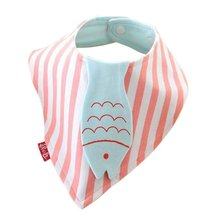 Buy Baby Bibs Saliva Towel Bib Burp Cloths Newborn Toddler Triangle Scarf for $1.32 in AliExpress store