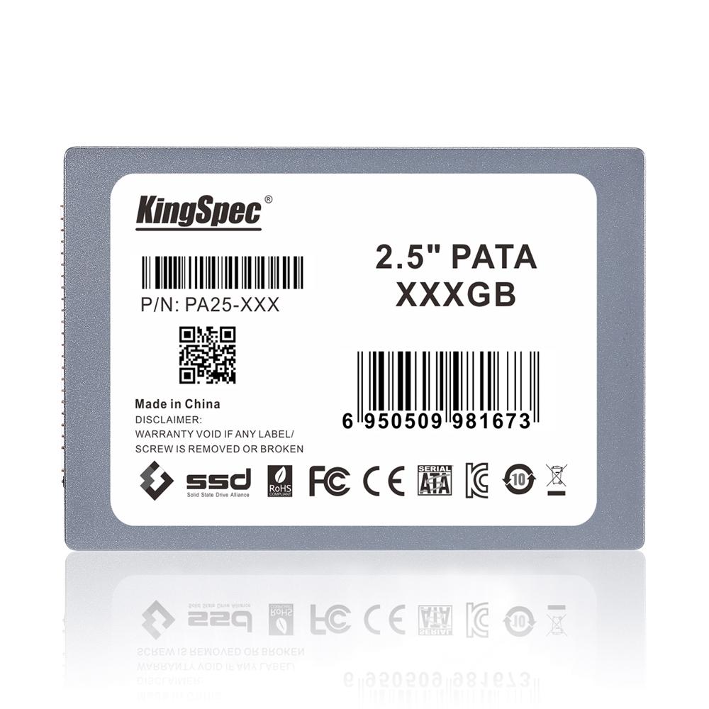 KingSpec 2.5 inch PATA hd ssd 128gb MLC Solid State Disk Flash Hard Drive 120gb IDE HDD Hard Drive PA25-128 > ssd 120gb(China (Mainland))
