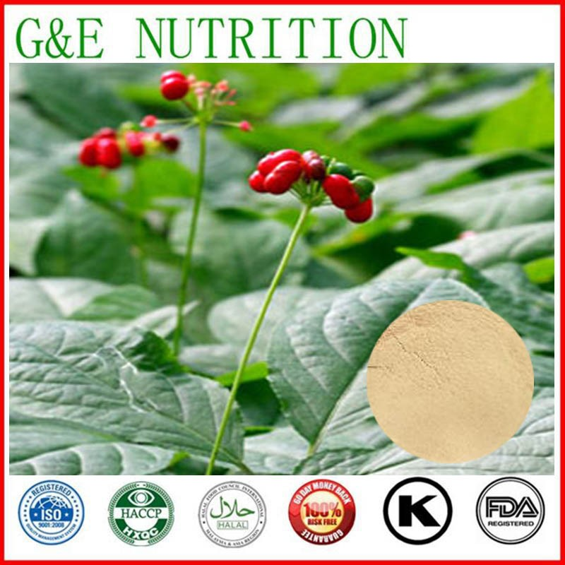 Better Health Herb Medicine Ginseng leaf Extract 1000g