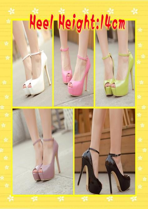 Sexy Summer Women Shoes 2015 Womens Strappy Peep Toe Heels Black Evening Shoes White Stiletto Heels Sapatos Femininos Peep Toe(China (Mainland))