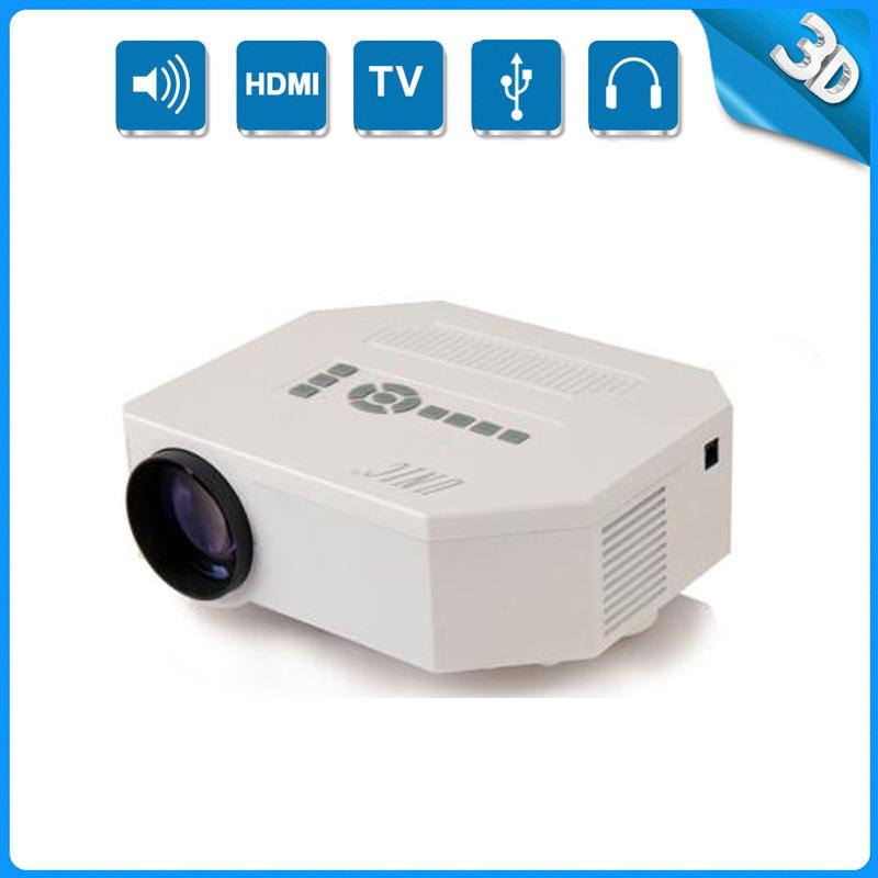 Free shipping Wholesale UC30 Mini portable Multimedia Home Theater LCD proyector Projector beamer  AV VGA A/V USB  SD VGA HDMI<br><br>Aliexpress