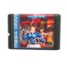 Streets Of Rage 3 16 bit MD Game Card For Sega Mega Drive For Genesis