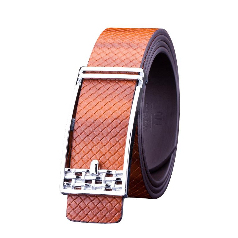 New 2016 Brand Men's Belts Leather Fashion PU Needle Buckle Male Designer Belts Casual All-Match Buckle Man Belt(China (Mainland))