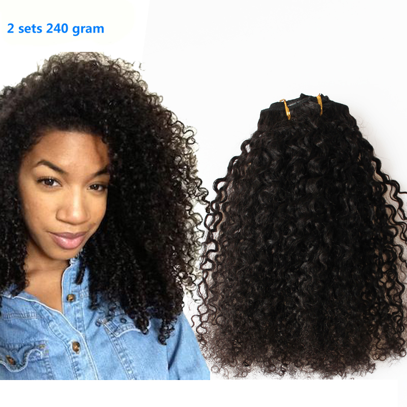 Curly Textured Clipin Hair Extensionscuci01 Satukisfo