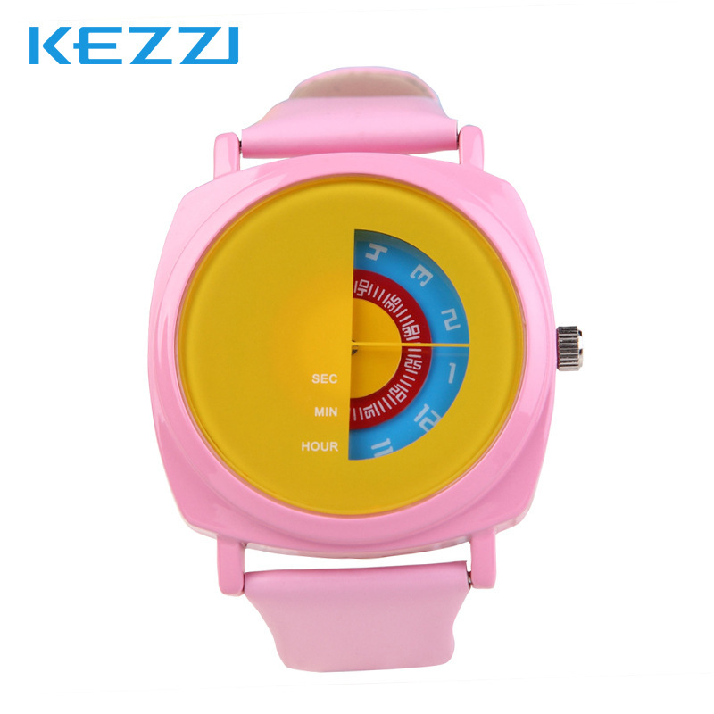 Free shipping fashion Child Watch Student Watch Sports Girl Jelly Table Free Shipping