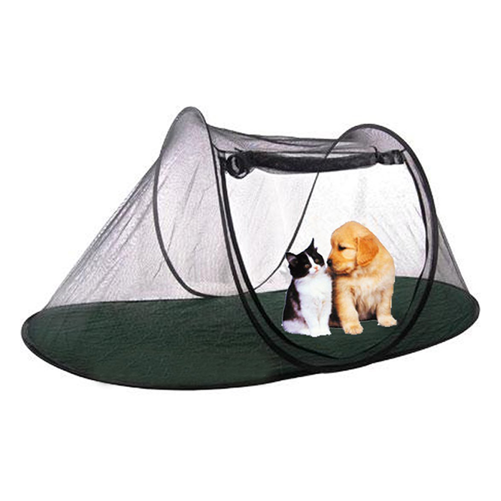 2016 New Dog House Pet Sleeping Tent Dog Kennel Cat House cama perro For Travel Collapsible Easy Storage Free Shipping(China (Mainland))