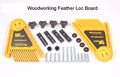 Woodworking Feather board set Woodworking security special tools Multi purpose Double Featherboards