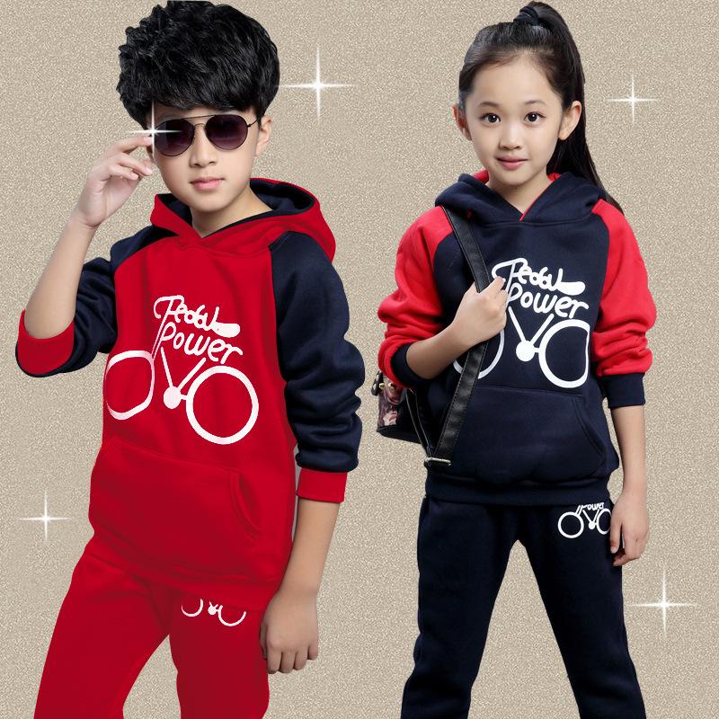 font b boys b font font b clothing b font set kids sport suit children