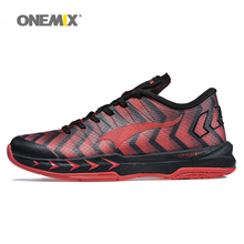 2016 ONEMIX new arrival mens basketball shoes cheap athletic sport sneakers antislip basketall Low Online Sale free shipping(China (Mainland))