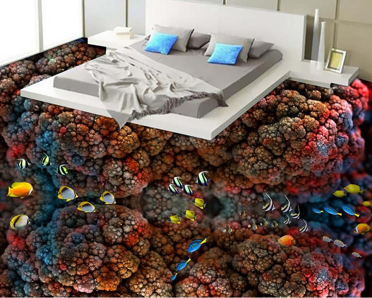 3d fisch tapete kaufen billig3d fisch tapete partien aus china 3d fisch tapete lieferanten auf. Black Bedroom Furniture Sets. Home Design Ideas