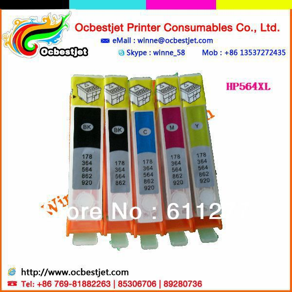 Free shipping! fast delivery time ARC chip 564 ink ...