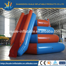 Hot sale Clean and environmental protection Green equipment inflatable water slide(China (Mainland))