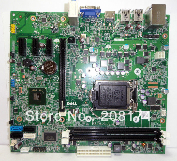 Free shipping Motherboard for Dell Optiplex 3010 Desktop 42P49(China (Mainland))