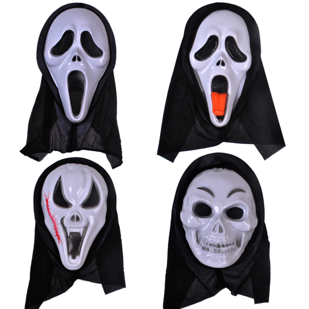 Online Buy Wholesale halloween mask scream from China halloween ...