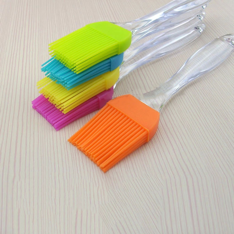 Free Shipping Silicone Baking Bread Cook tools Pastry Oil Cream BBQ Utensil safety Basting Brush for