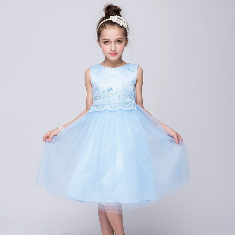 2016 Time limited Fashion Baby Girl s Summer Dress