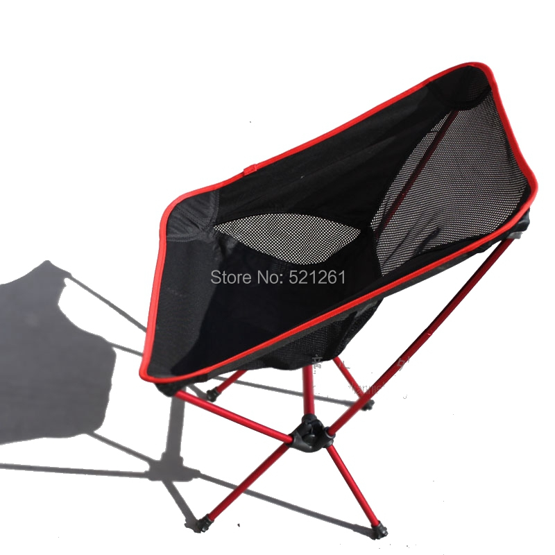 super light breathable backrest folding chair portable outdoor beach sunbath picnic barbecue party fishing stool(China (Mainland))