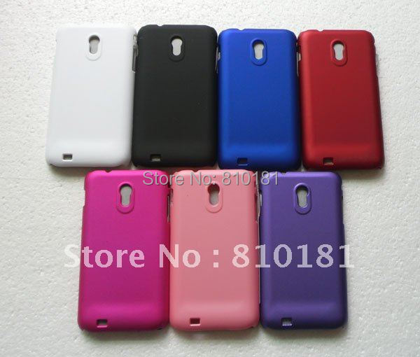 200pcs/lot Free shipping Back Cover Hard Case for Samsung Epic Touch 4G D710(China (Mainland))