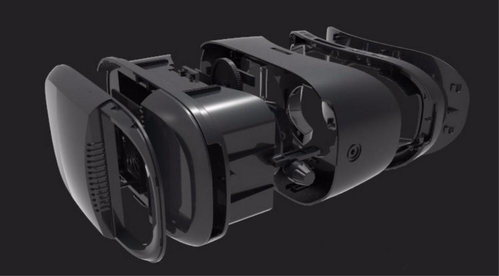 ถูก 3D VRชุดหูฟังแว่นตาเสมือนจริงที่มีไร้สายGamepad VRความจริงเสมือนแว่นตา3Dสำหรับ4.0-6.0นิ้วมาร์ทโฟน