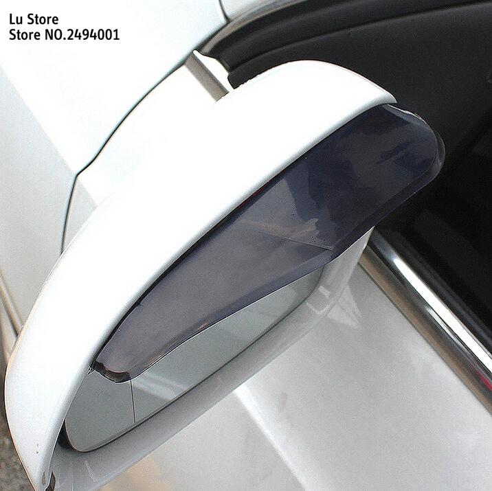 Car Rearview Mirror Rain Blades car back mirror eyebrow rain cover for Fiat ducato linea freemont dobio Palio Siena viaggio(China (Mainland))