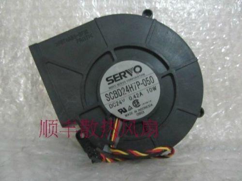 SERVO SCBD24H7P-050 Fan 24V 10W 120*120*32mm 3 wire<br><br>Aliexpress