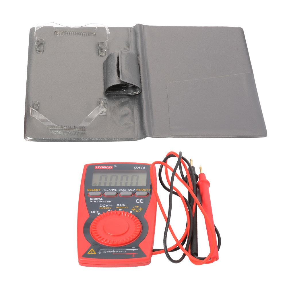 Digital Voltage Multimeter