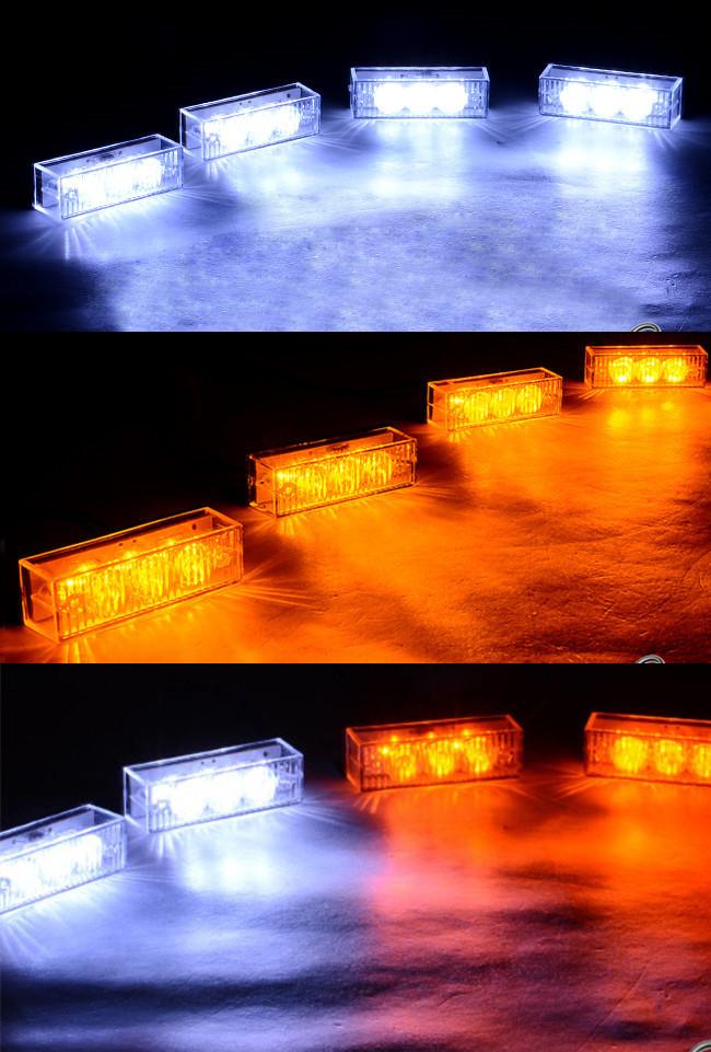 Flashing Light Bars Strobe Light Bars Emergency Lights
