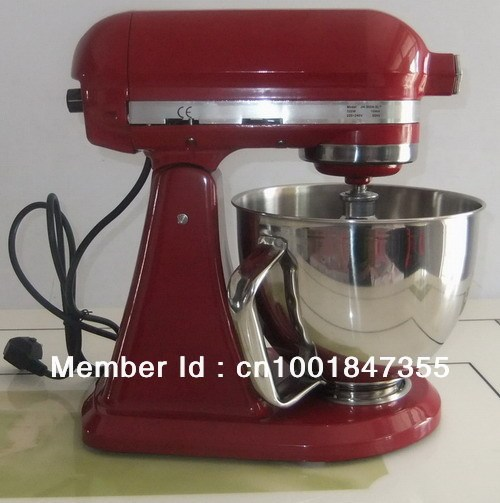quality multifunctional stand mixer 5L,food mixer machine,dough mixer machine