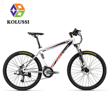 KOLUSSI 26 Inch MTB Bicycle 24 Speed Aluminum Bicicleta Mountain Bike Fiets Bici Da Corsa Oil Disc Brake Bisiklet Vtt Velo(China (Mainland))