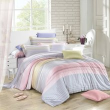High quality Summer/ Spring 4PCS bedding sets(1 duvet cover 1 bedding sheet 2 pillowcase) 1000TC 100% Tencel fabric king queen(China (Mainland))