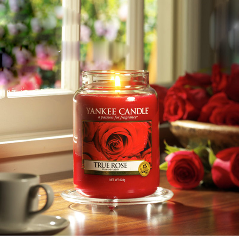 Y Free Shipping Yankee Candle Fragrance of Natural Essential Oils Aromatherapy Candles Smokeless Large Bottle(China (Mainland))