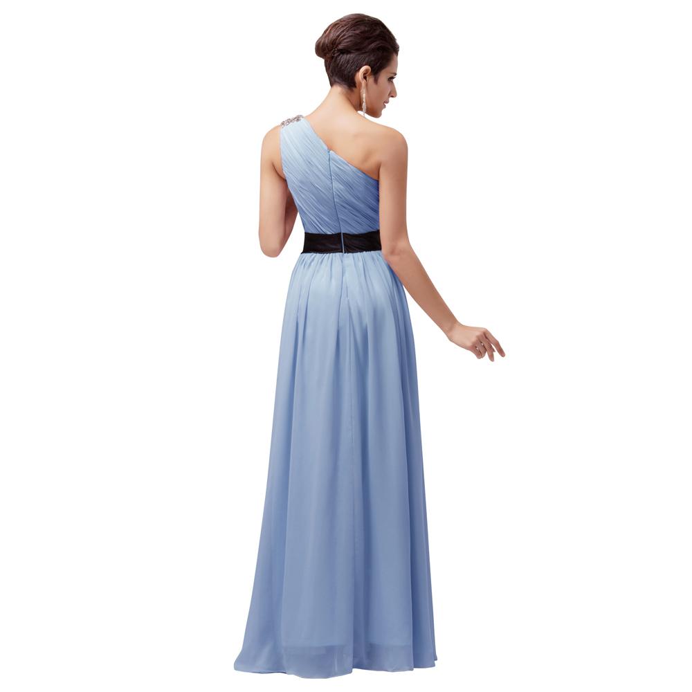 Plus Size One Shoulder Dress For Wedding Guest Ivo Hoogveld