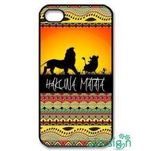 Fit for Samsung Galaxy mini S3/4/5/6/7 edge plus+ Note2/3/4/5 back skins cellphone case cover Hakuna Matata Aztec Pattern