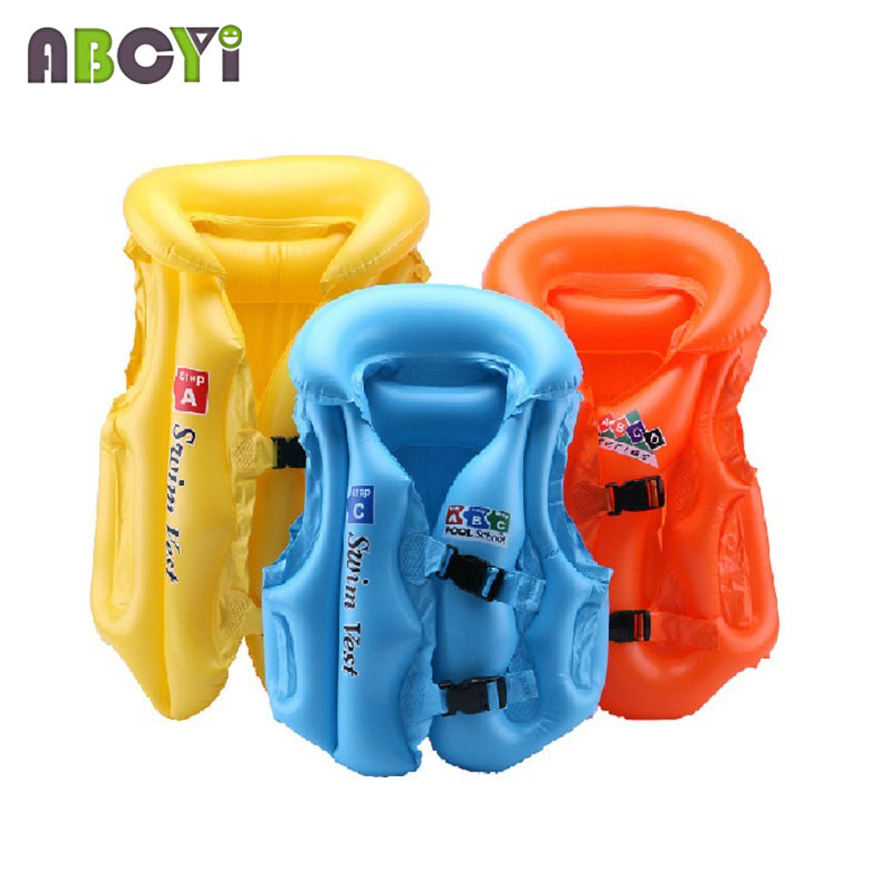 2016 New Kids safety swimming life jacket for kids Baby Swimwear Inflatable Safety Vest veste de sauvetage baby swin vest 3 Size(China (Mainland))