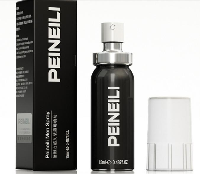 Sex spary PEINEILI , 60 ,  15 Delay spray двухсторонний фаллоимитатор double dong pink jellie