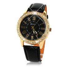 Fabulous 2016 Fashion watch Women watches Ladies gils Crystal Quartz Watch Dress Round Analog watches Vogue business Wristwatch