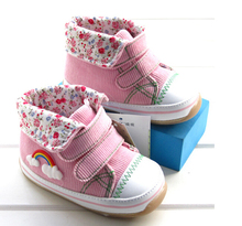 2016 baby zapatos bebe shoes first Walker shoes soft soled dichotomanthes bottom print flowers baby shoes free shipping(China (Mainland))