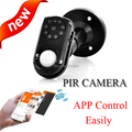 4GB MMS security Camera GM01 infrared Wireless GPRS GSM Alarm Camera System Remote control PIR Motion