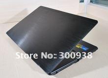 "Freeshipping 14.1"" LED laptop with Intel Atom Dual D2500 1.86Ghz processor,4GB RAM&320GB HDD,win7 OS,DVD-RW,1.3MP webcam,HDMI(Hong Kong)"
