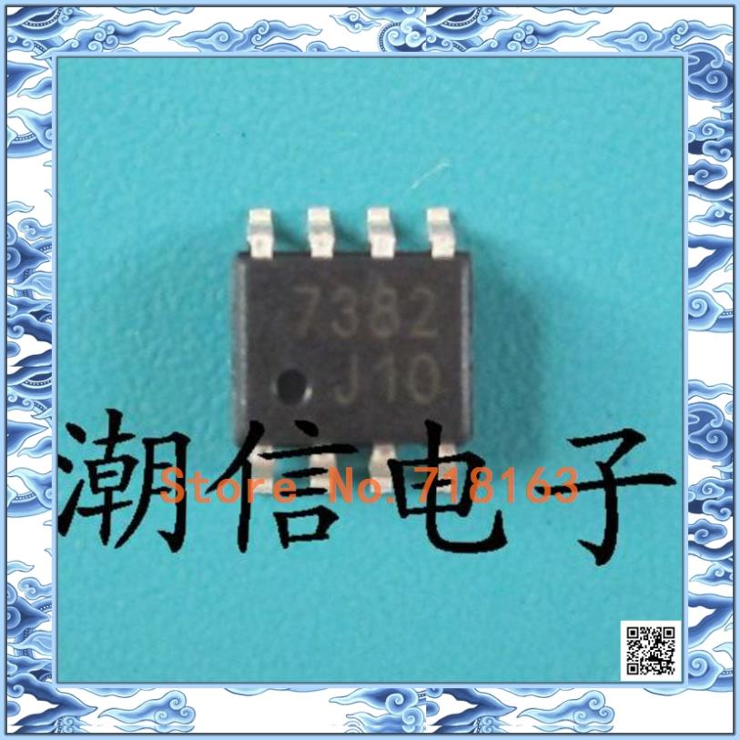 10 ШТ. 7382 FAN7382 [SOP-8] Марка акции оригинальная Нью- 10 шт c5664 [sop 8] марка акции оригинальная нью