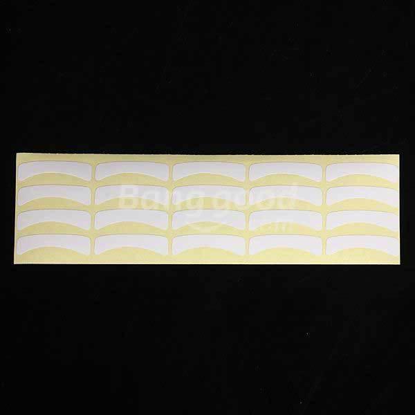 BitBill Cheap 100 Pairs Eyelash Tape Individual Lash Extension Supply Medical Tools(China (Mainland))