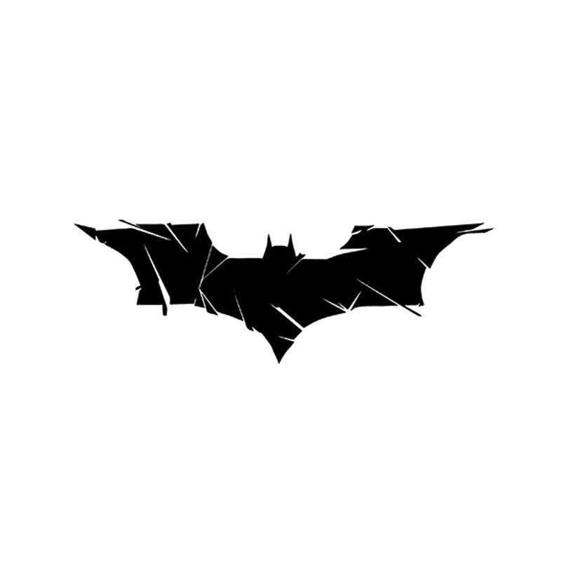 Batman Evolution Bats Reflective Vinyl Die Cut Decal Sticker For Car Truck Window Bumper(China (Mainland))