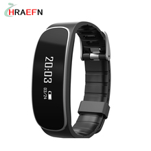Buy Hraefn H29 Bluetooth Smart band sport bracelet Fitness Tracker watch Heart Rate Monitor smartband call reminder Android IOS for $23.85 in AliExpress store