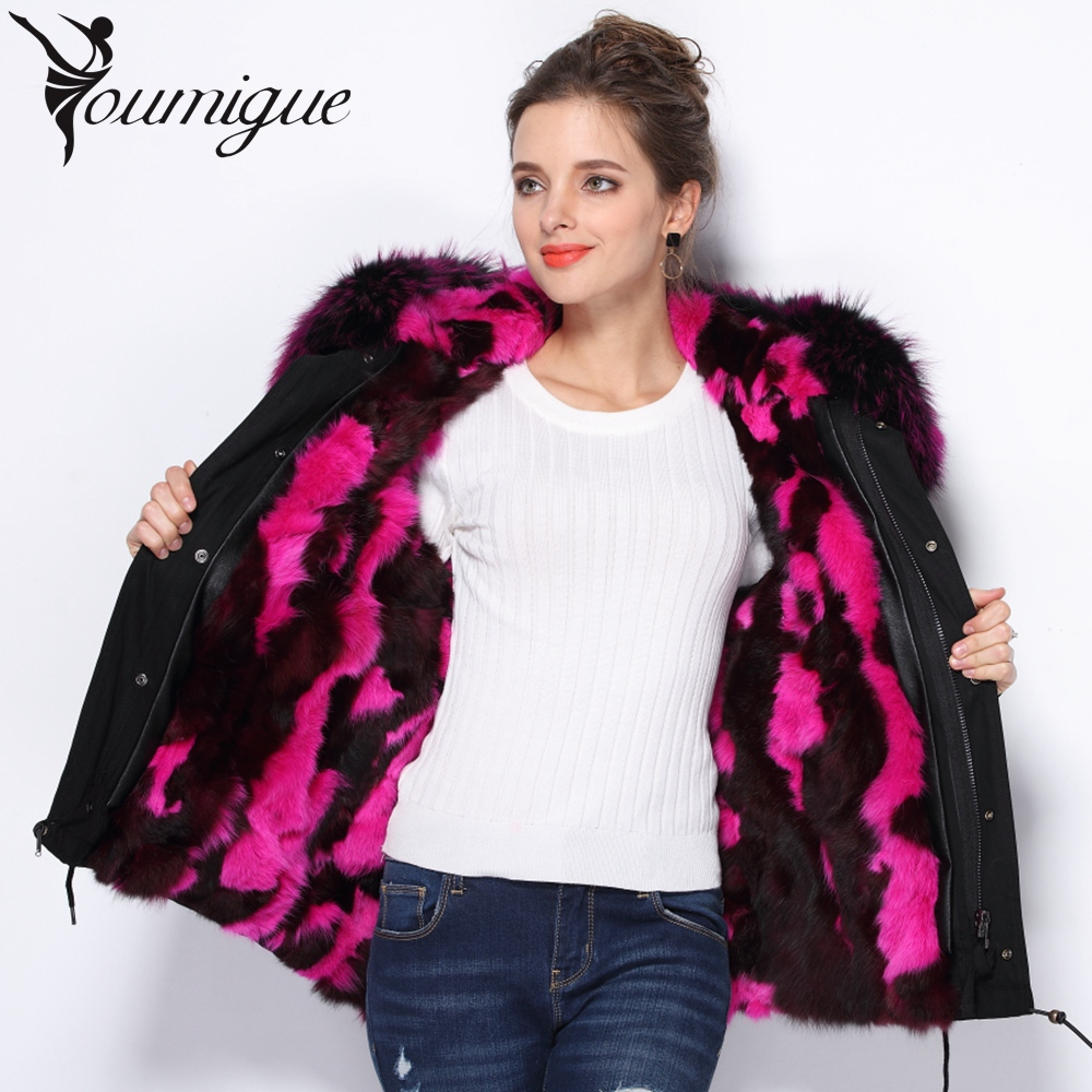 Real Fur Parka with Removable Lining Promotion-Shop for ...