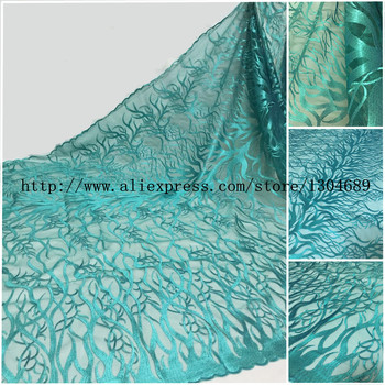 New style French net lace fabric,African pure tulle mesh lace fabric high quality for party dress 5yards/lot Q-L109 Nigerian