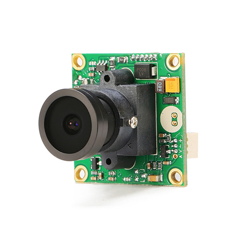 DC12V 800TVL 1/3 Inch 960H 2.1mm Lens Wide Angle CCD HD Camera For FPV Multicopter<br><br>Aliexpress